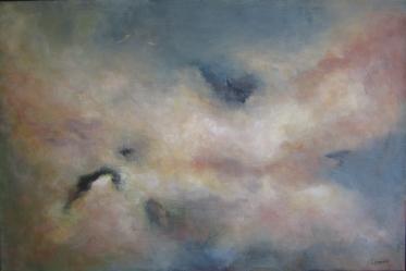 Hidden Landscape Acrylic on Canvas