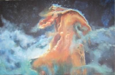 THE HORSE HEAD NEBULA (SOLD)