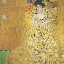 The Woman in Gold by Gustav Klimt